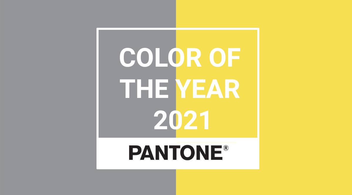 pantone color del año 2021
