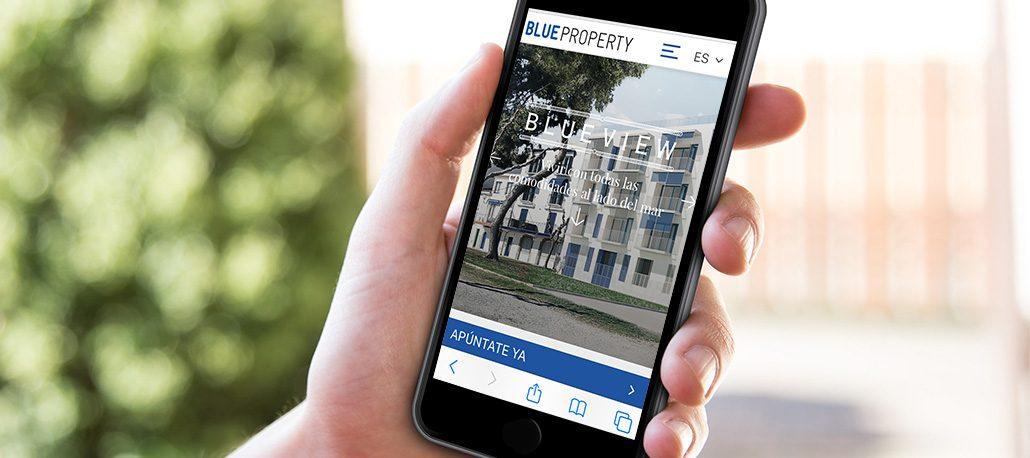 Blue Property