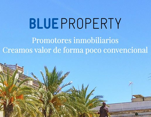 Blue Property