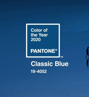 Classic Blue: Pantone's Color of the Year 2020